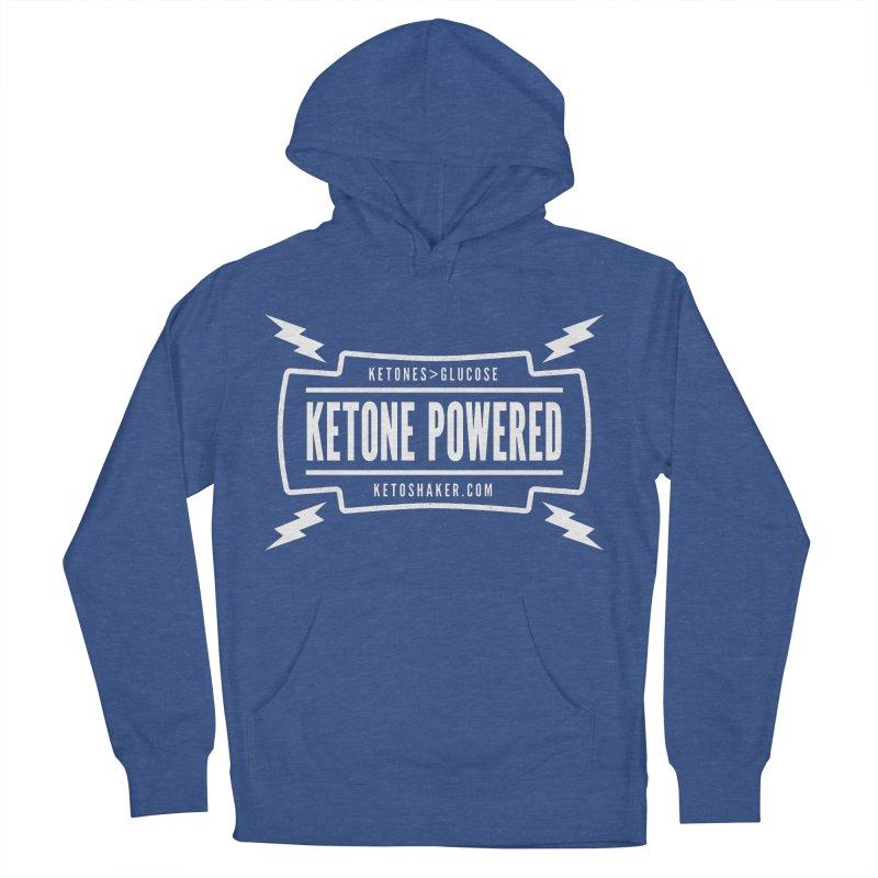 Ketone Powered Too Men's Pullover Hoody by Jac=Jake