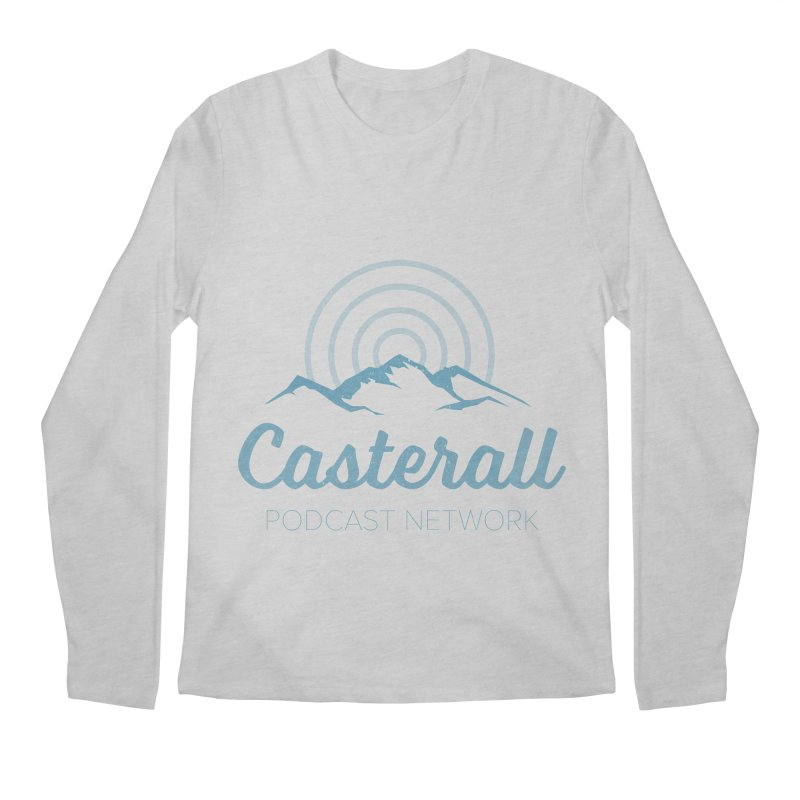 Listen in on the Casterall Podcast Network Men's Longsleeve T-Shirt by Jac=Jake
