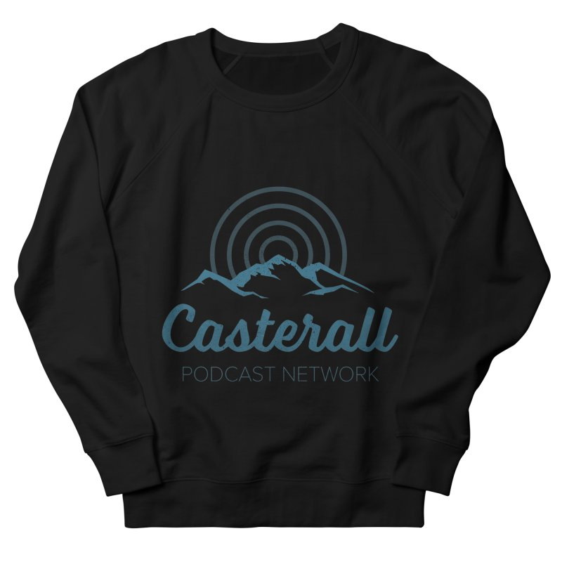 Listen in on the Casterall Podcast Network Women's Sweatshirt by Jac=Jake