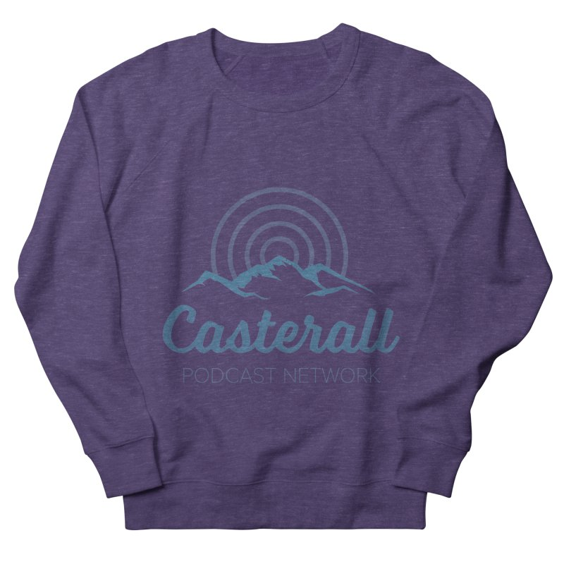 Listen in on the Casterall Podcast Network Men's Sweatshirt by Jac=Jake