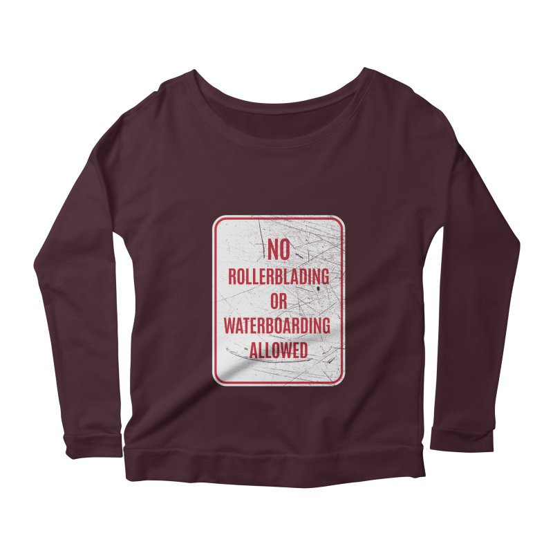 Sins of our past Women's Longsleeve Scoopneck  by Jac=Jake