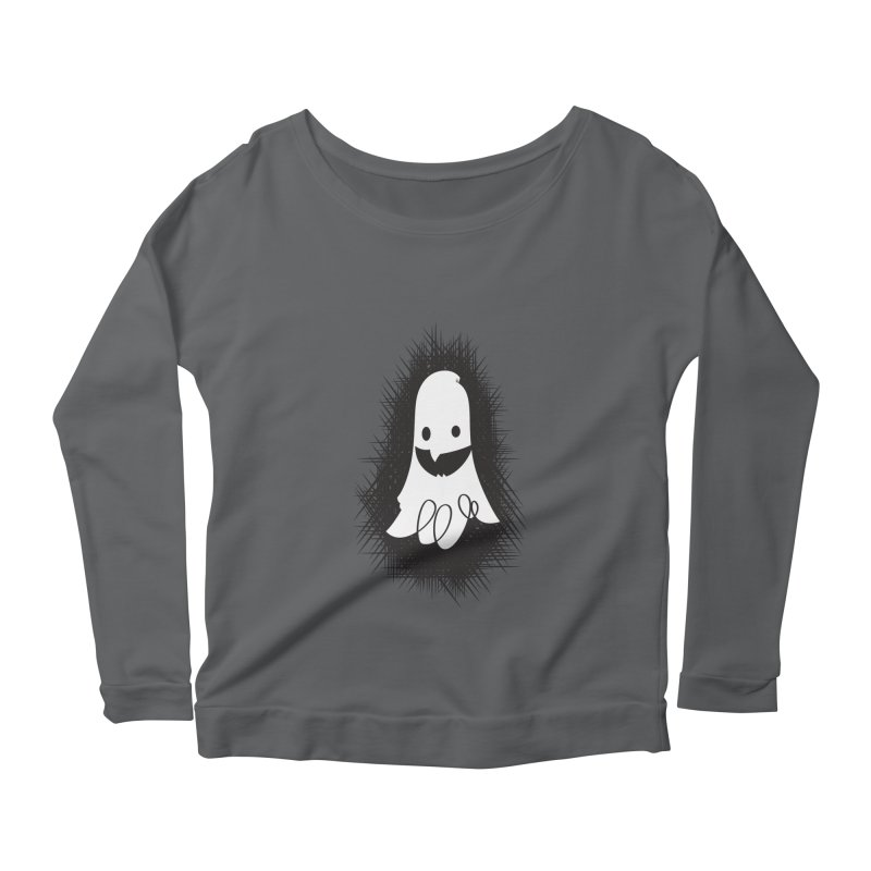 BooYa! Women's Longsleeve Scoopneck  by Jac=Jake