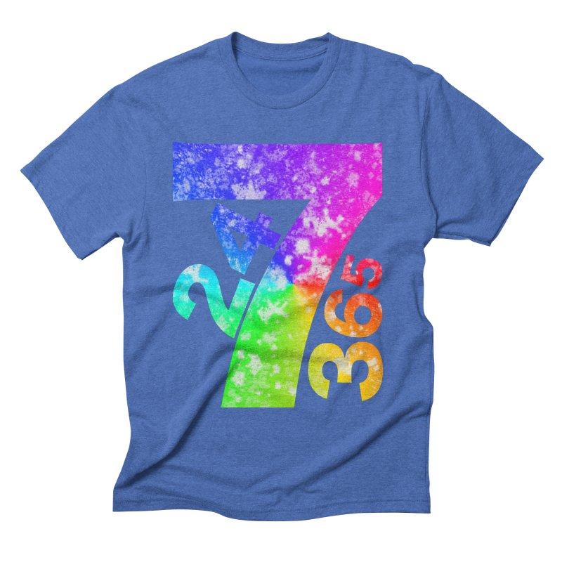 Pride 24-7 365 Men's T-Shirt by JNH-MERCH!