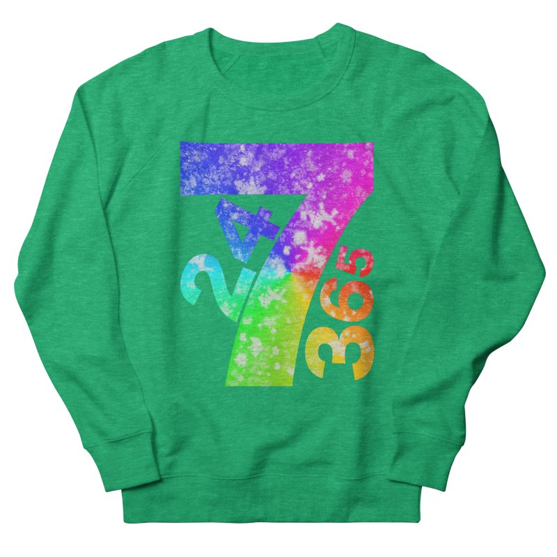 Pride 24-7 365 Women's Sweatshirt by JNH-MERCH!