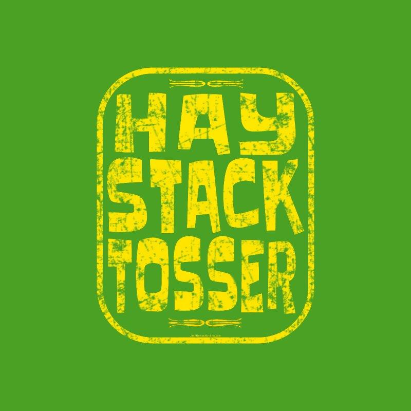 HAY STACK TOSSER Men's T-Shirt by JNH-MERCH!