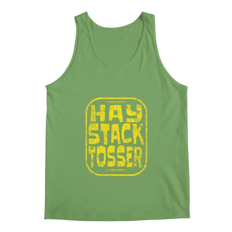 HAY STACK TOSSER Men's Tank by JNH-MERCH!