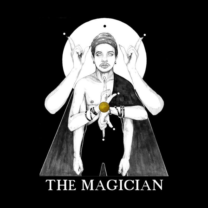 The Magician by The Ink Maiden