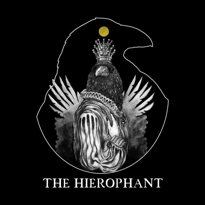 The Hierophant by The Ink Maiden