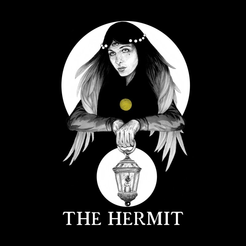 Hermit by The Ink Maiden