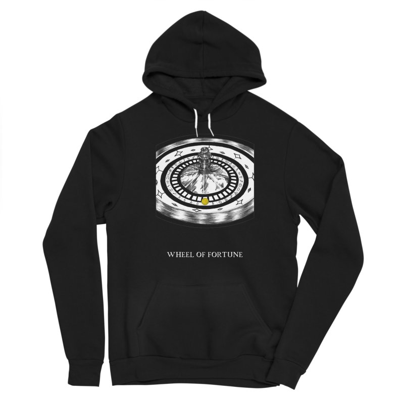 Wheel of Fortune Men's Pullover Hoody by The Ink Maiden
