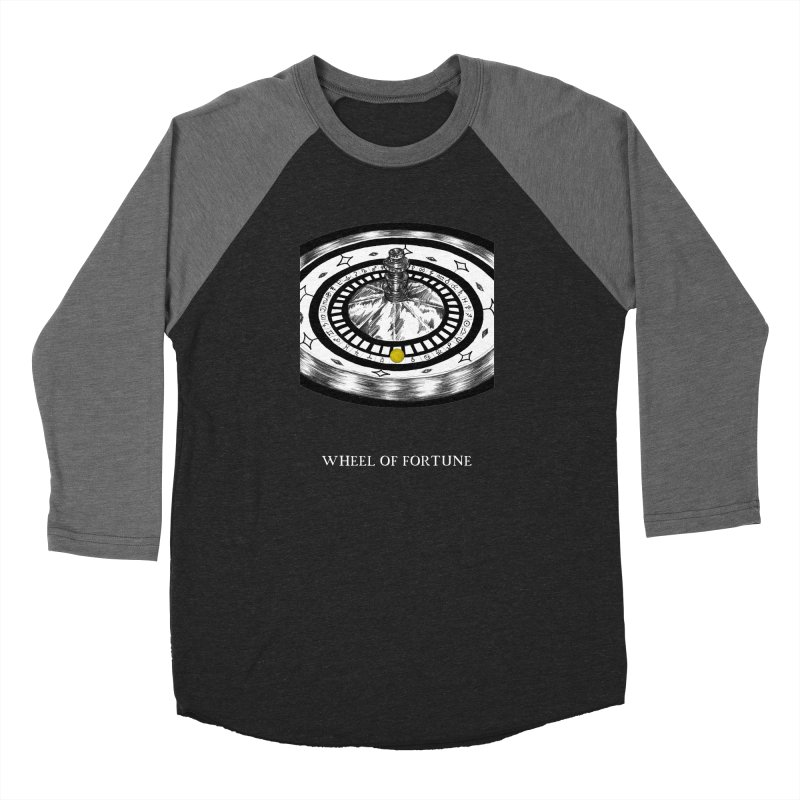 Wheel of Fortune Men's Longsleeve T-Shirt by The Ink Maiden