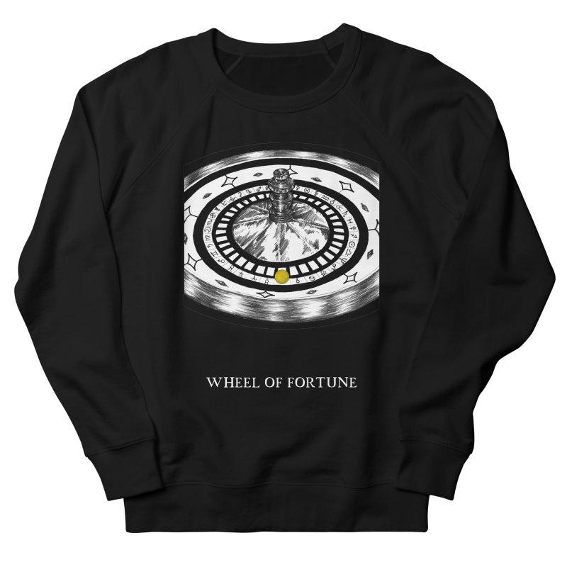 Wheel of Fortune Men's Sweatshirt by The Ink Maiden