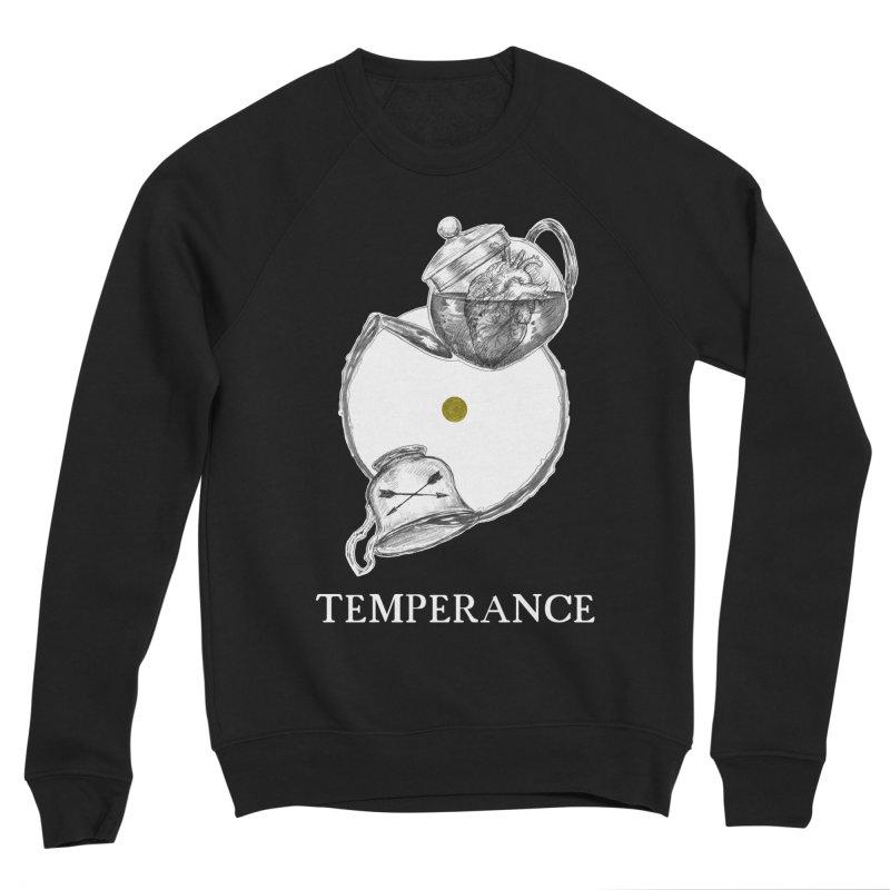 Temperance Men's Sponge Fleece Sweatshirt by The Ink Maiden