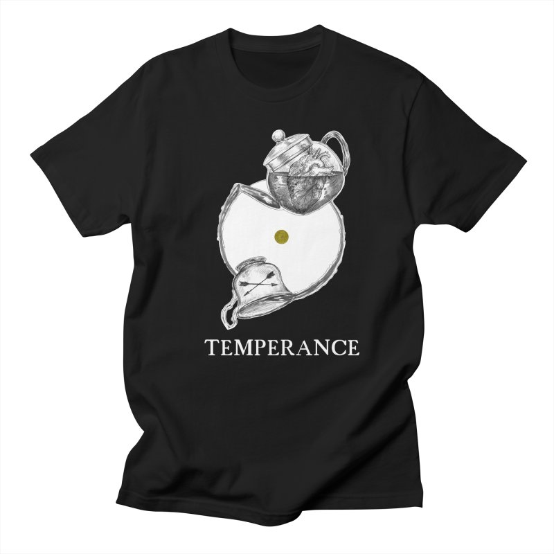 Temperance Men's T-Shirt by The Ink Maiden