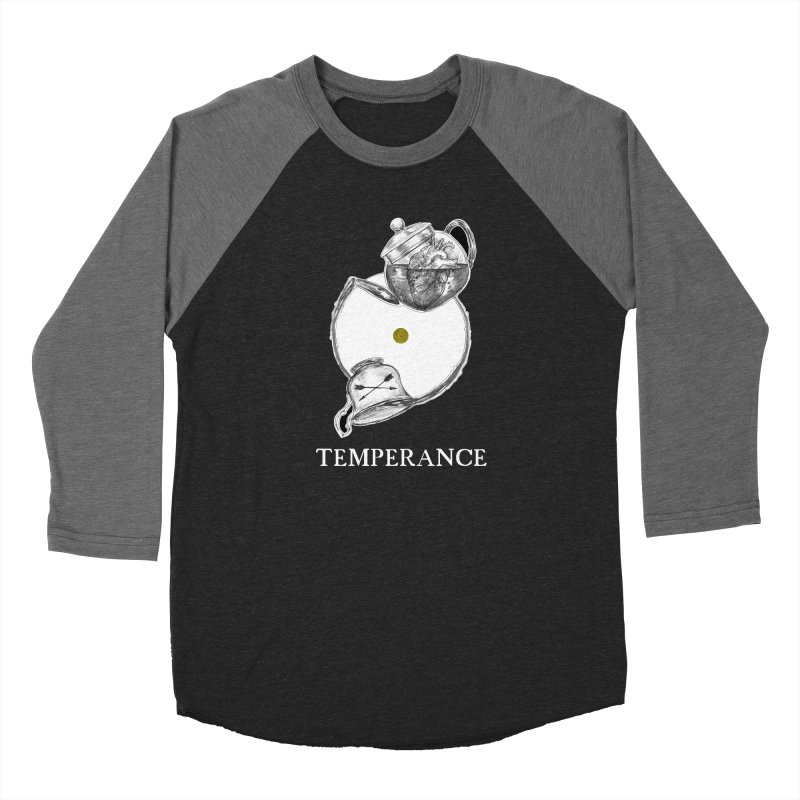 Temperance Men's Longsleeve T-Shirt by The Ink Maiden