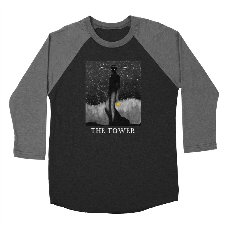 The Tower Men's Longsleeve T-Shirt by The Ink Maiden