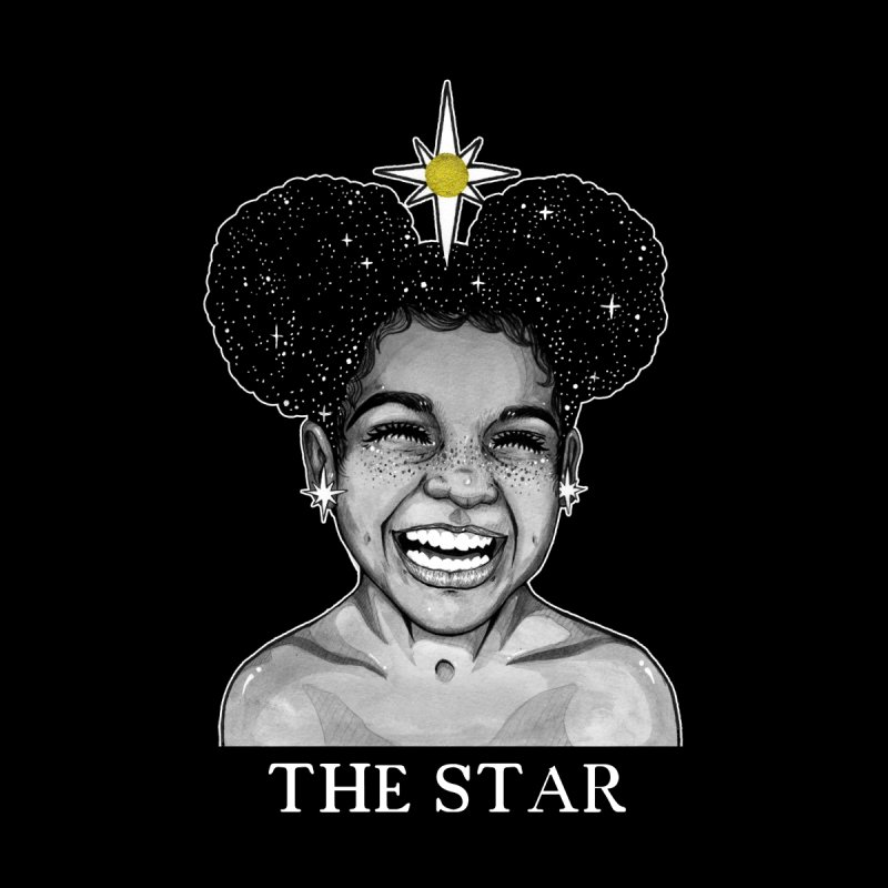 The Star by The Ink Maiden