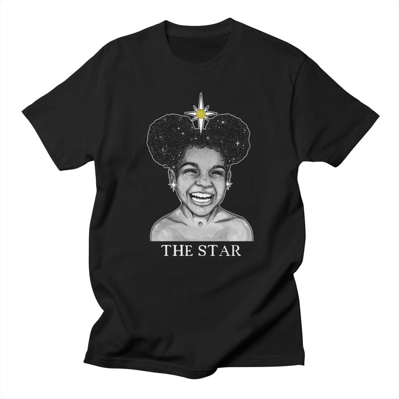The Star Men's T-Shirt by The Ink Maiden