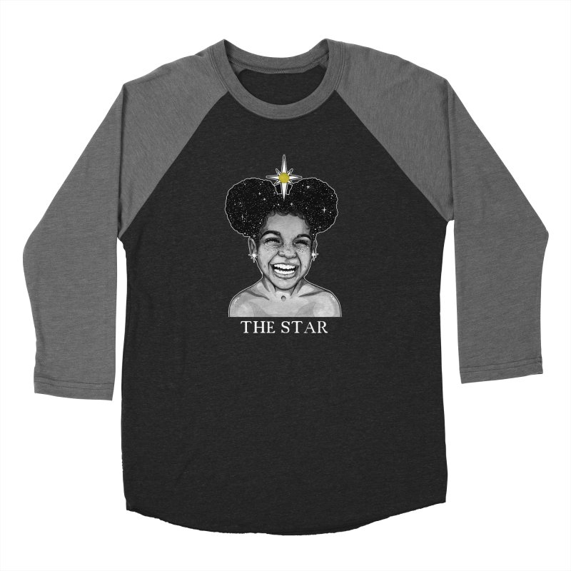 The Star Women's Longsleeve T-Shirt by The Ink Maiden
