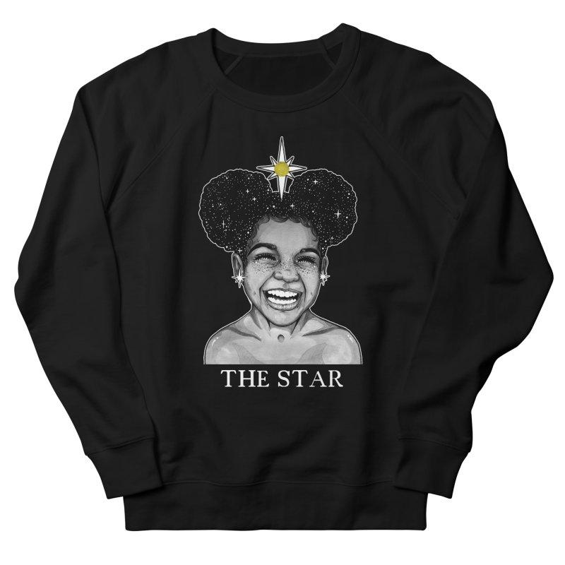 The Star Men's Sweatshirt by The Ink Maiden
