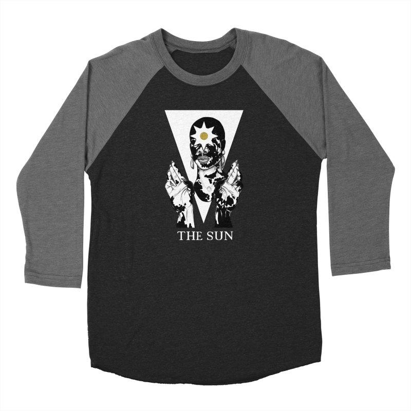 The Sun Women's Longsleeve T-Shirt by The Ink Maiden