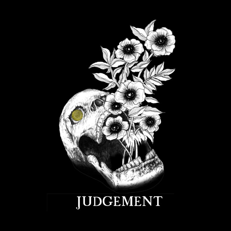 Judgement Men's T-Shirt by The Ink Maiden