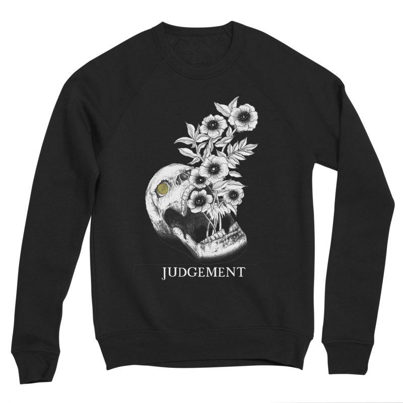 Judgement Women's Sponge Fleece Sweatshirt by The Ink Maiden