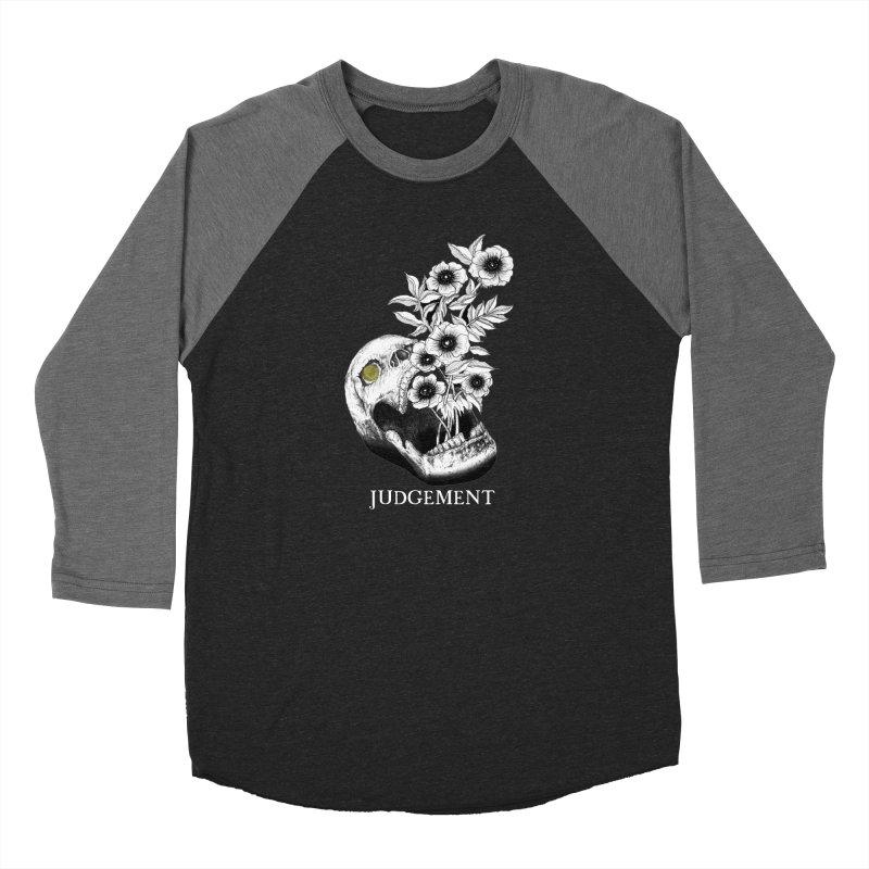 Judgement Women's Longsleeve T-Shirt by The Ink Maiden