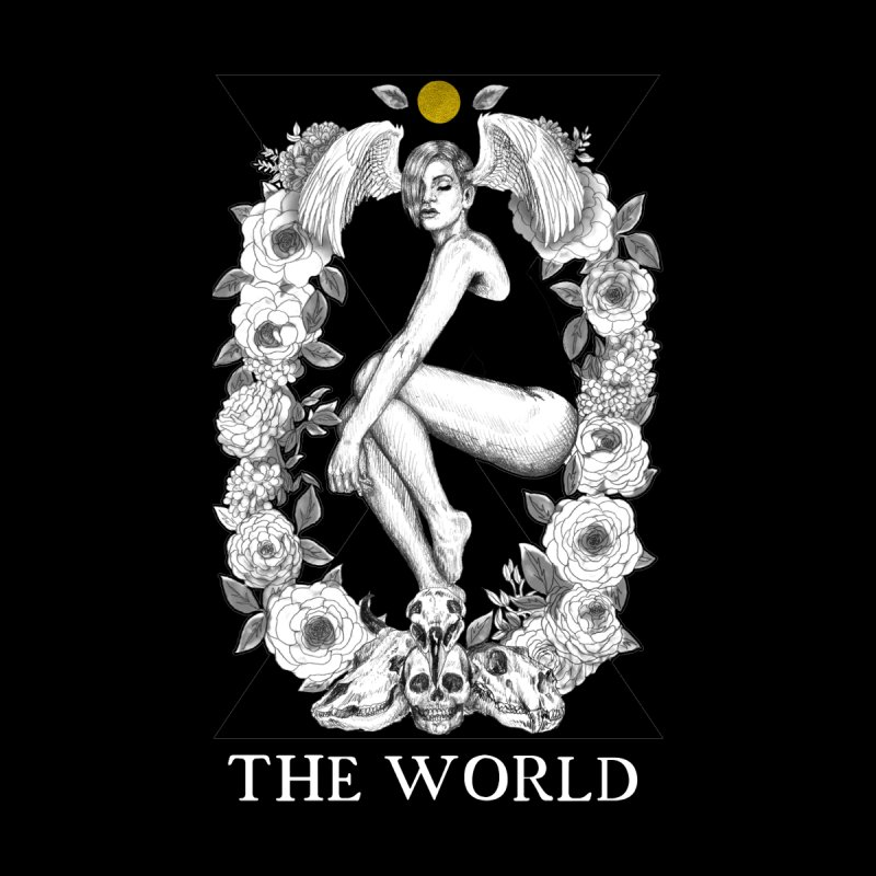 The World by The Ink Maiden