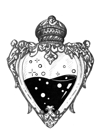 The Ink Maiden Logo