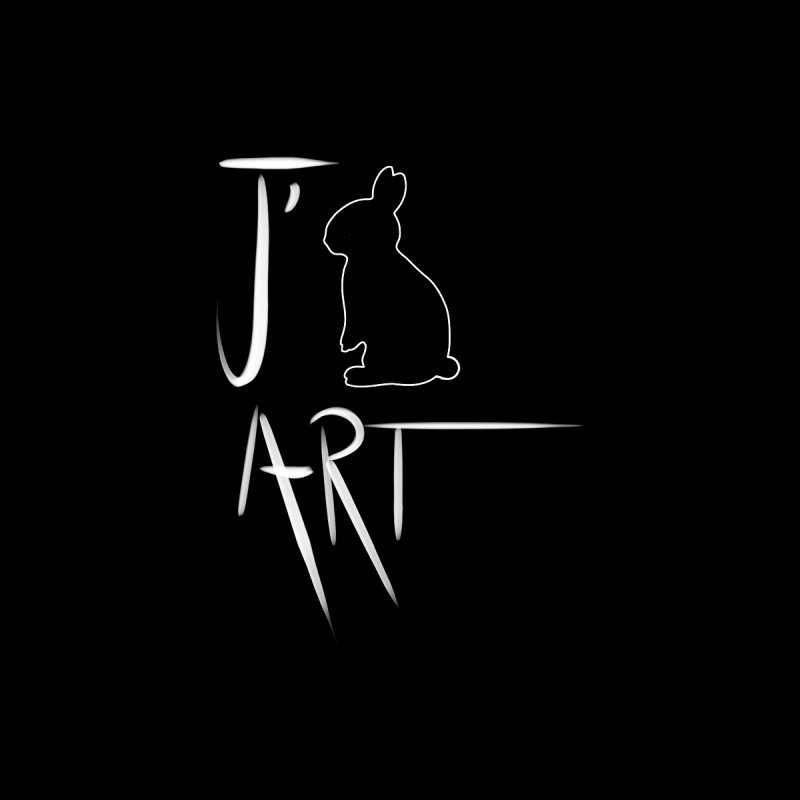 J'ART white by DUVAL by Jano Lapin's Bunny Boutique