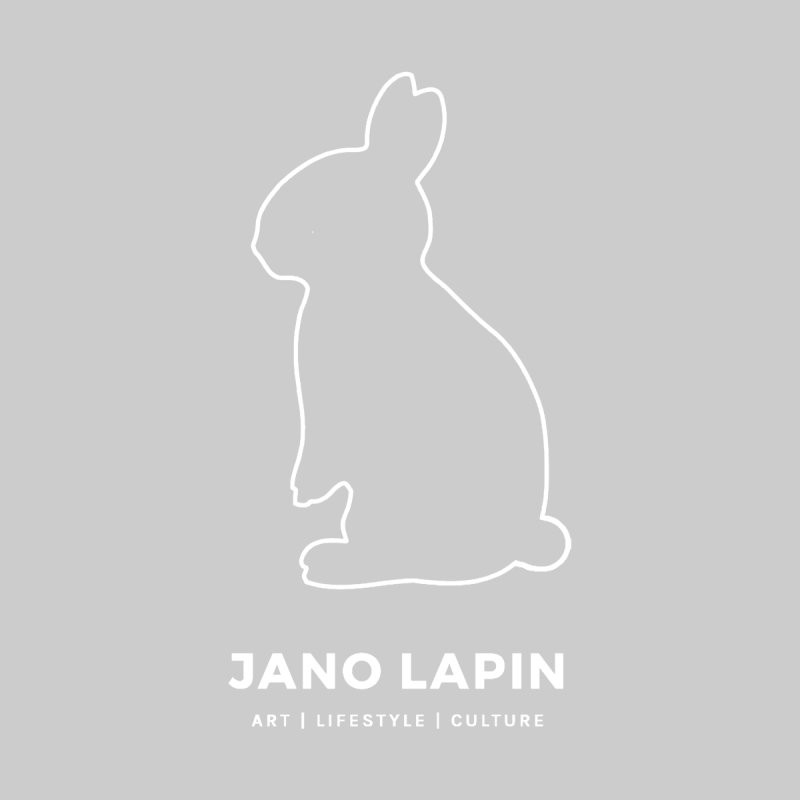 The Original Bunny. In White. by Jano Lapin's Bunny Boutique