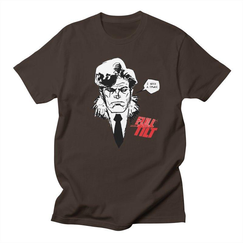 I Need A Smoke Men's T-Shirt by Jason Copland's Artist Shop