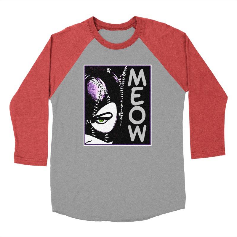 Meow Men's Longsleeve T-Shirt by Jason Lloyd Art