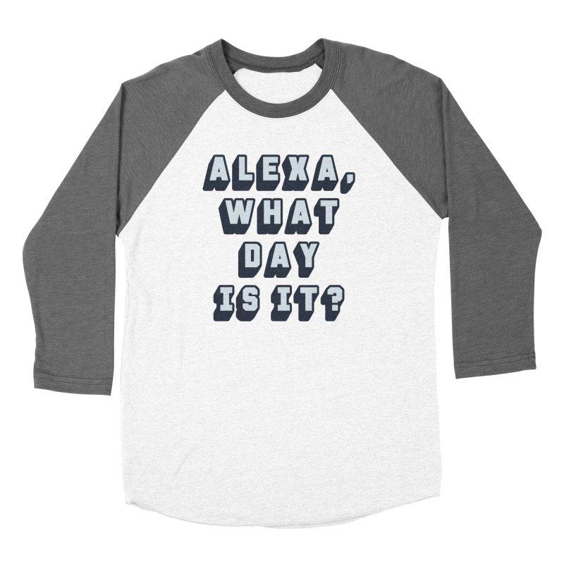 What Day Is It Women's Longsleeve T-Shirt by Jason Lloyd Art