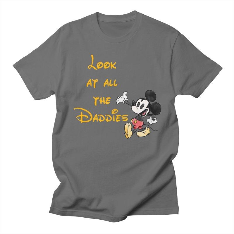 The Daddies Men's T-Shirt by Jason Lloyd Art