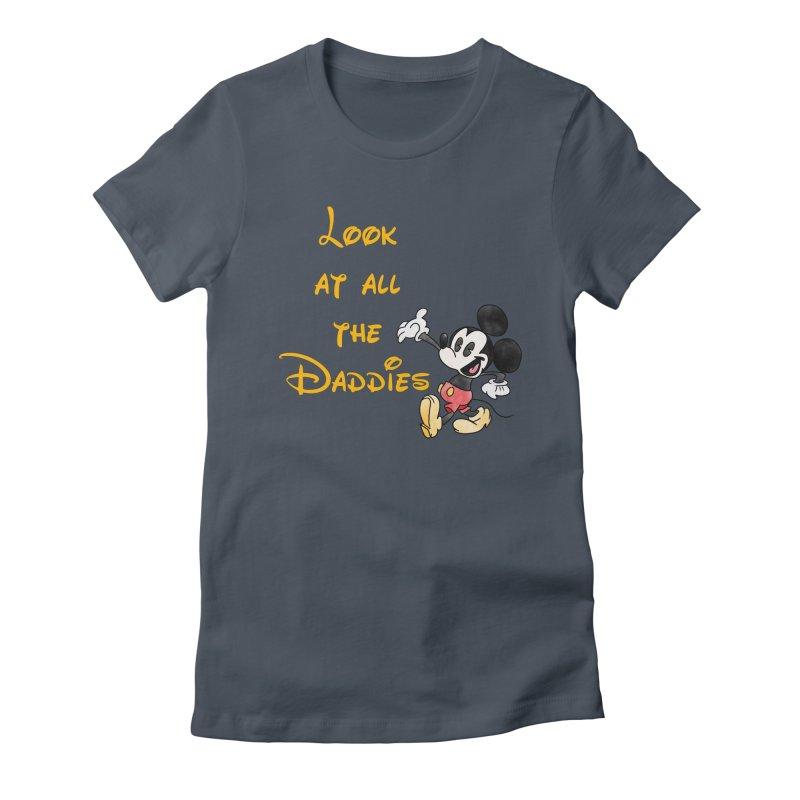 The Daddies Women's T-Shirt by Jason Lloyd Art