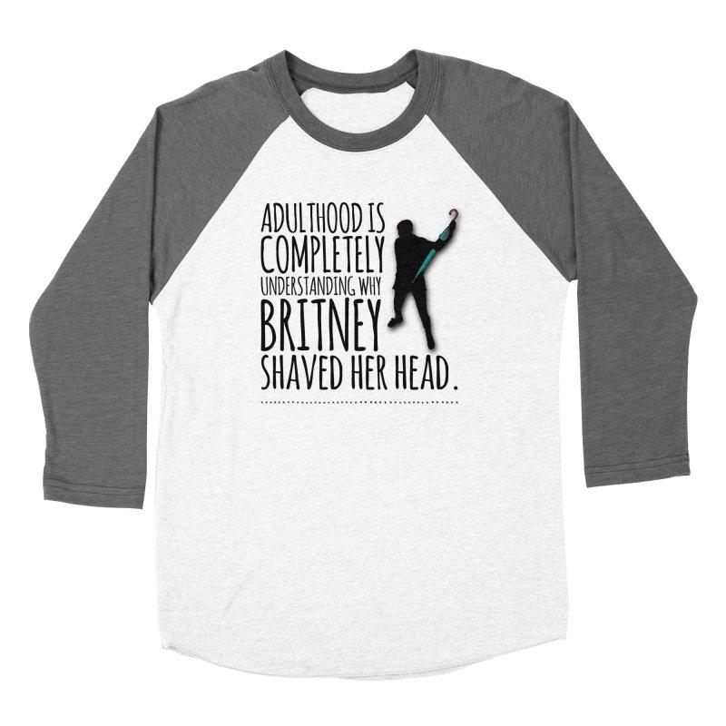 Adulthood Women's Longsleeve T-Shirt by Jason Lloyd Art