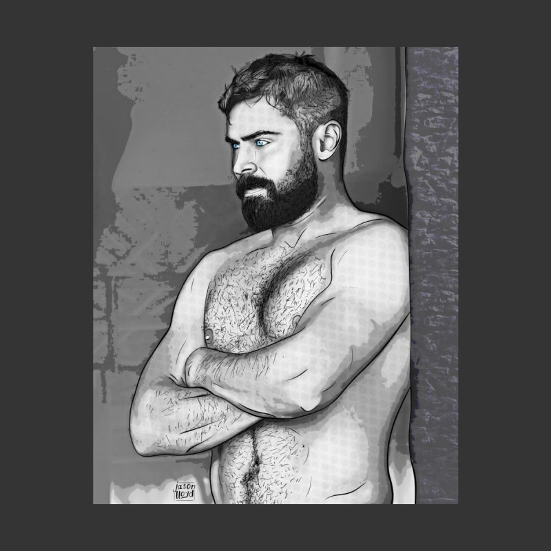 Zaddy Zac Home Tapestry by Jason Lloyd Art