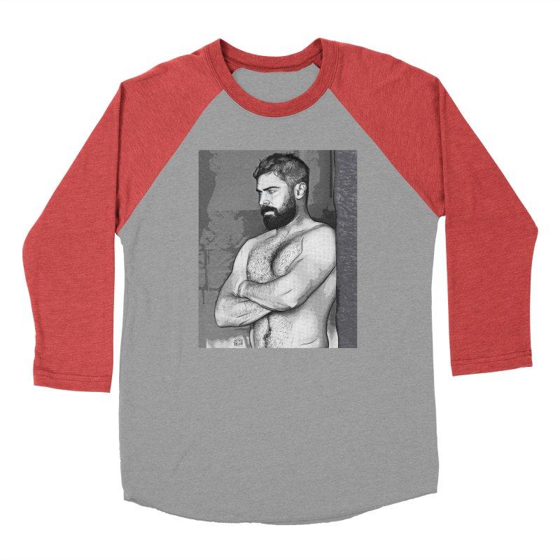 Zaddy Zac Men's Longsleeve T-Shirt by Jason Lloyd Art