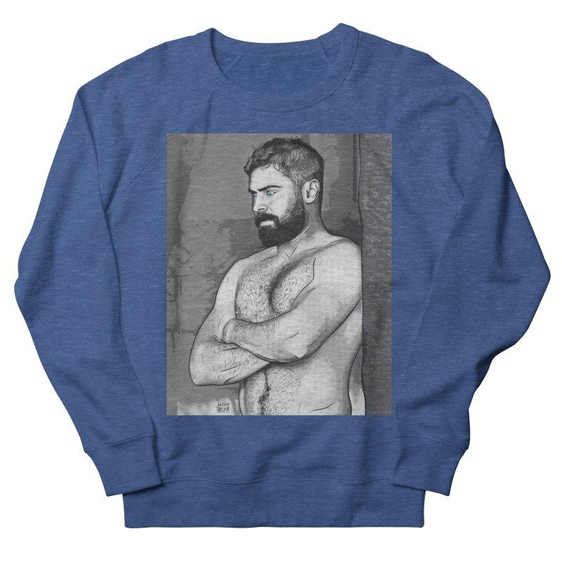 Zaddy Zac Men's Sweatshirt by Jason Lloyd Art