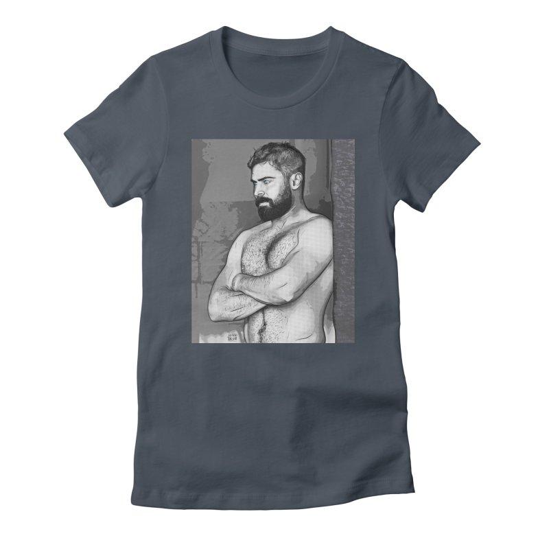 Zaddy Zac Women's T-Shirt by Jason Lloyd Art