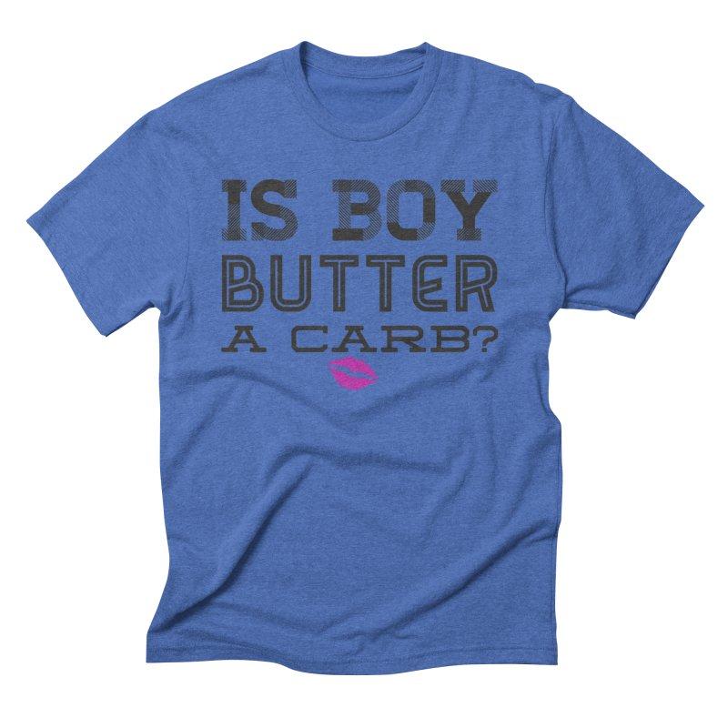 Boy Butter Men's T-Shirt by Jason Lloyd Art