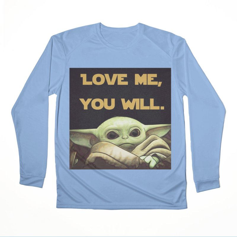 Love Me... Men's Longsleeve T-Shirt by Jason Lloyd Art