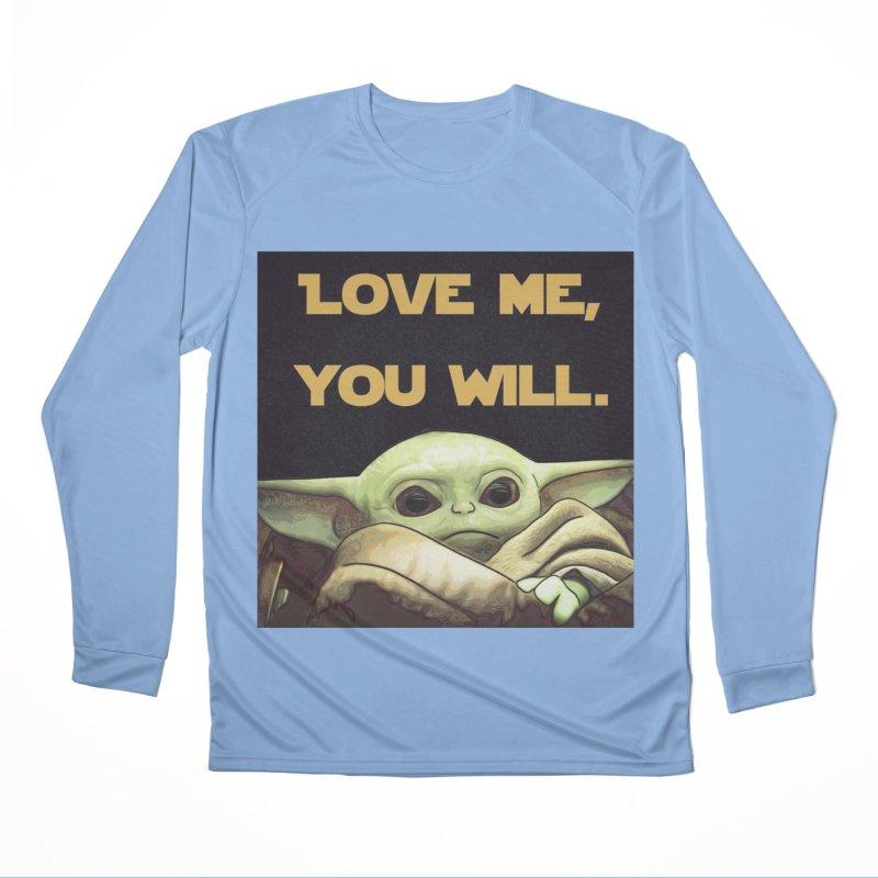 Love Me... Women's Longsleeve T-Shirt by Jason Lloyd Art