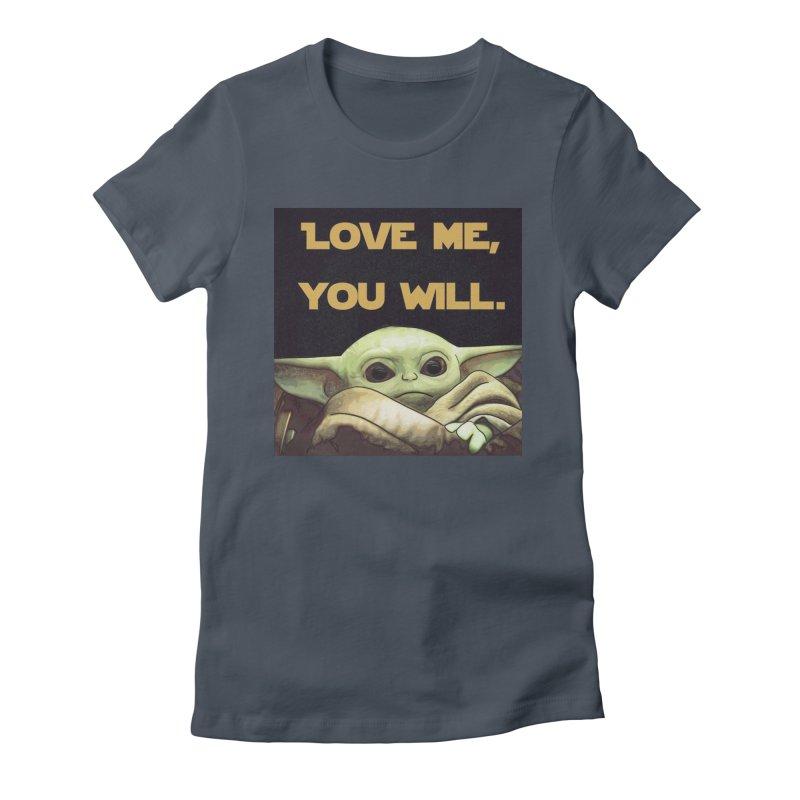 Love Me... Women's T-Shirt by Jason Lloyd Art