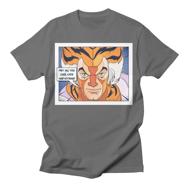 Cool Cats Men's T-Shirt by Jason Lloyd Art