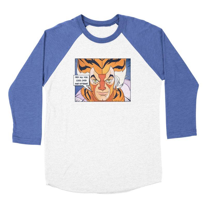 Cool Cats Women's Longsleeve T-Shirt by Jason Lloyd Art