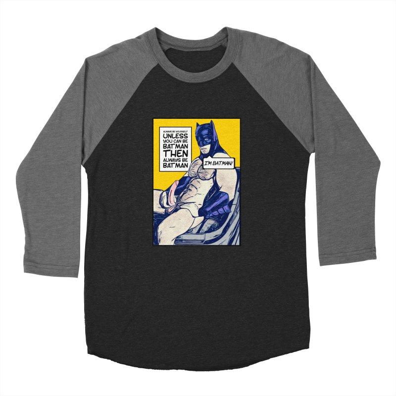 Be yourself... Unless Men's Longsleeve T-Shirt by Jason Lloyd Art