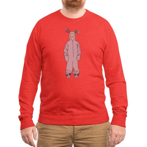 Design for Christmas Story Pink Bunny
